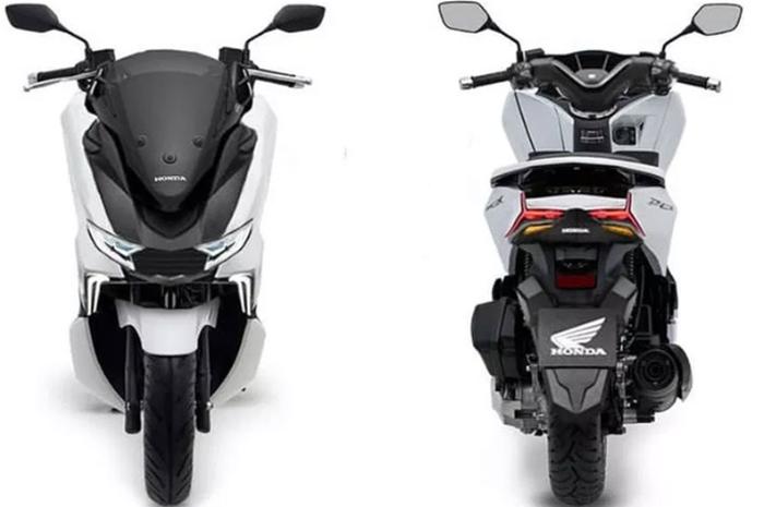Penasaran Honda PCX150 baru kapan siap mengaspal? Bermesin lebih besar ini prediksi waktu rilisnya.