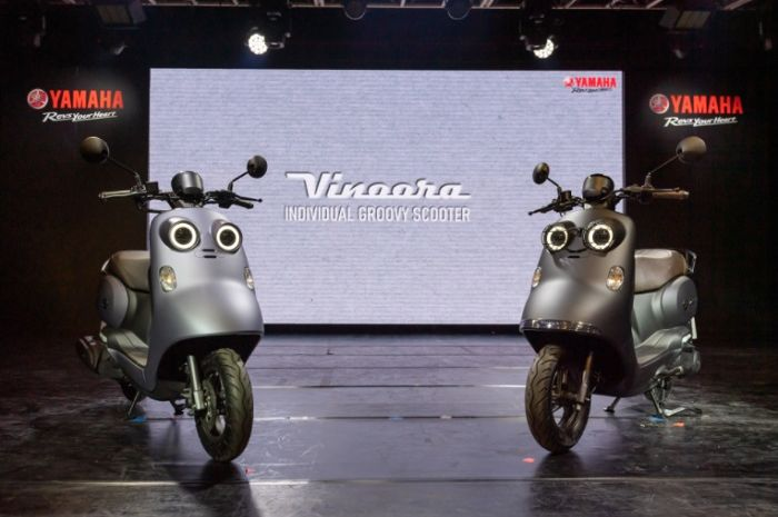 Yamaha Vinoora resmi meluncur, fitur komplit harganya bikin melongo.