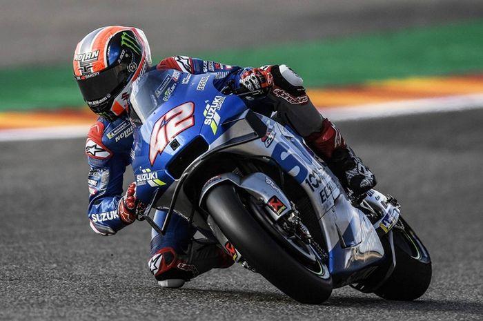 Motornya mogok pada FP3 MotoGP 2020, Alex Rins minta tumpangan tak digubris pembalap lain