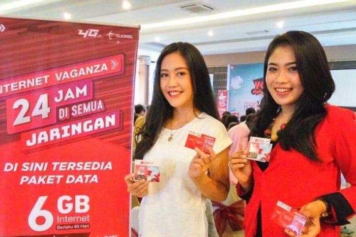 Diem-diem aja, ini kode rahasia aktifin paket  kuota internet murah dari Telkomsel, Indosat dan XL