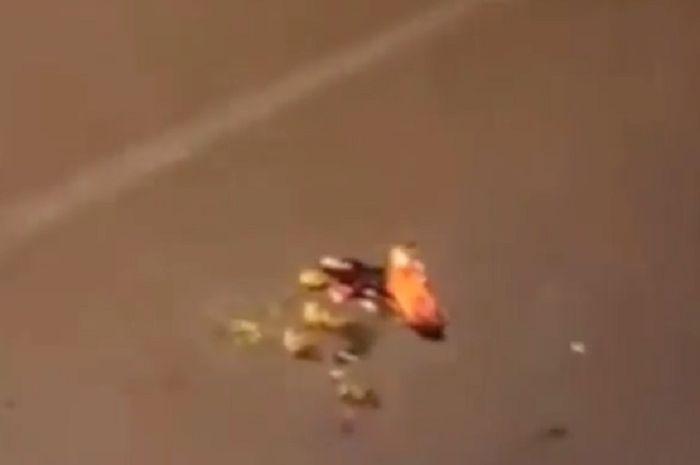 Warga di Banyuwangi temukan boneka di tengah jalan raya, diduga untuk tumbal pesugihan