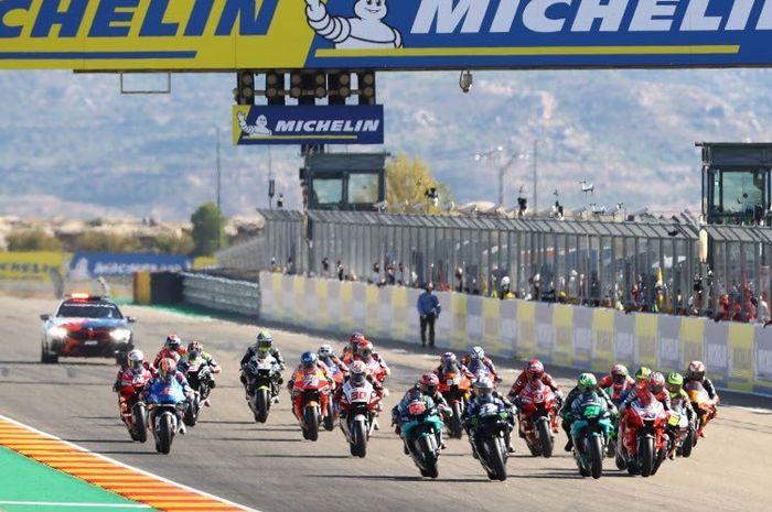 10 Putaran MotoGP 2020 telah berjalan, segini sisa mesin yang dimiliki masing-masing pembalap tiap pabrikan.
