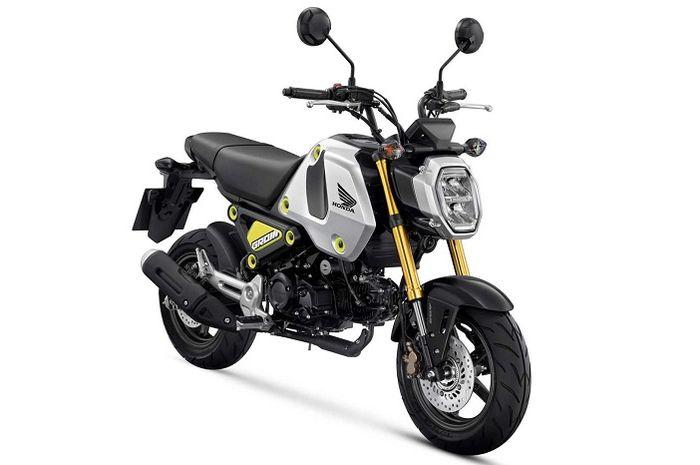 Motor Baru Honda Grom 2021 resmi meluncur di Thailand, harganya setara Yamaha NMAX