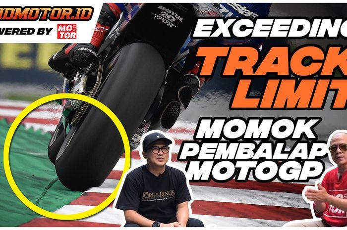 Aturan Exceeding Track Limit jadi momok buat pembalap yang terkena, akibatnya bisa gagal podium bro.