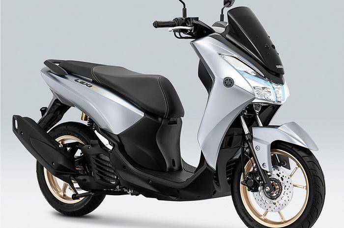Yamaha Lexi 125 VVA S Version - Prestige Silver