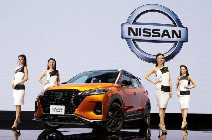 All New Nissan Kicks e-POWER meluncur di Indonesia beberapa waktu lalu, fiturnya bikin bikers melongo.
