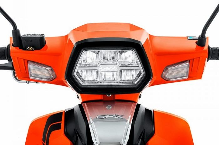 Harganya setara Honda BeAT, motor baru ini akhirnya meluncur.