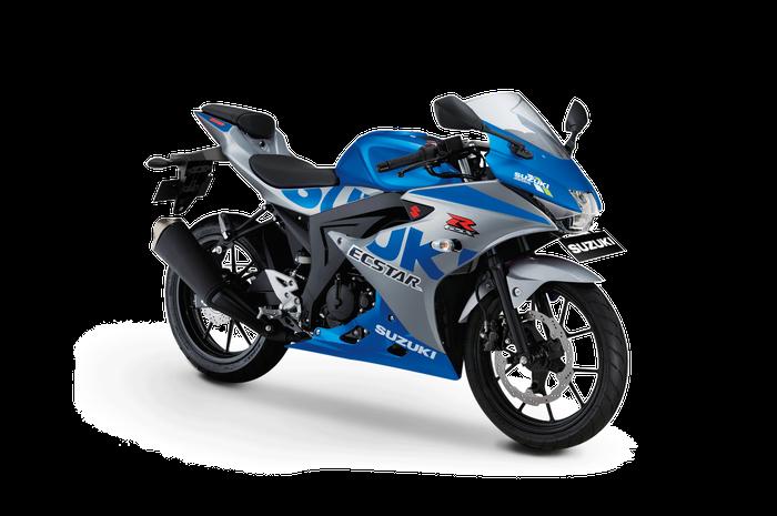 PT. Suzuki Indomobil Sales (SIS) resmi meluncurkan Suzuki GSX-R150 yang makin sangar berkelir GSX-RR di MotoGP.