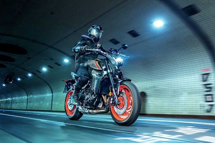 Tampang sangar dan mesin buas, motor baru Yamaha MT-09 2021 resmi meluncur