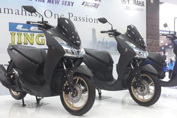 Beli motor baru Yamaha, salah satunya Lexi bisa bawa pulang sepeda keren atau dapet diskon!