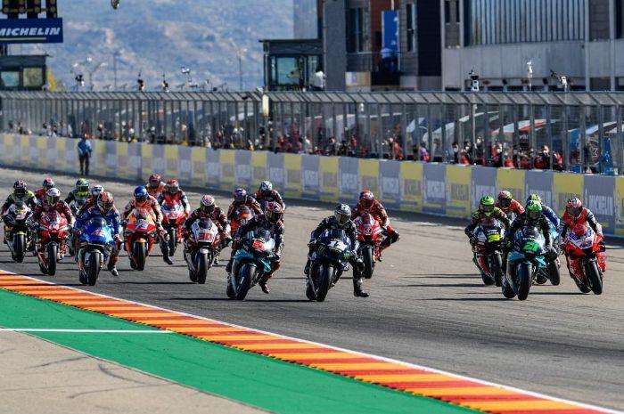 Tercatat ada 4 organisasi balap dunia di balik suksesnya gelaran kejuaraan dunia MotoGP, siapa saja?