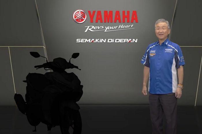 Yamaha All New Aerox 155 akhirnya resmi diluncurkan hari ini, fitur makin canggih masih harga lama bro.