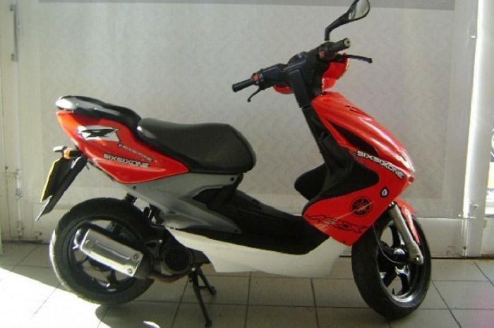 Bikers langsung melongo ternyata Yamaha Aerox sudah ada dari tahun 1990.