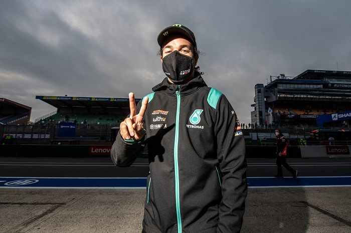 Murid Valentino Rossi, Franco Morbidelli ogah pakai motor Yamaha YZR-M1 versi 2020, kira-kira alasannya kenapa ya?