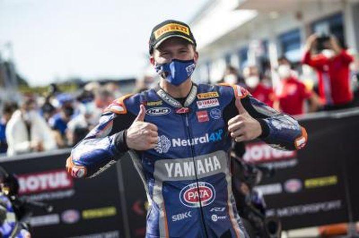 Bukan Jorge Lorenzo, pembalap GRT Yamaha WorldSBK Garrett Gerloff siap gantikan Valentino Rossi di MotoGP Eropa 2020