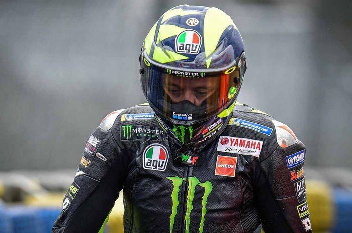 Pembalap tim Monster Energy Yamaha, Valentino Rossi masih punya kesempatan balap di MotoGP Eropa 2020, asalkan hasil negatif pada swab berikutnya.