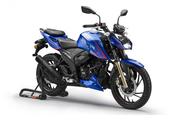 Punya 3 fitur canggih bermesin 200cc motor sport baru ini dibanderol lebih murah dari Yamaha NMAX.