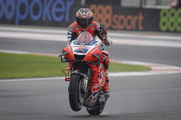 Hasil FP2 MotoGP Eropa 2020, Jack Miller tercepat lagi, kolega Valentino Rossi dihukum.