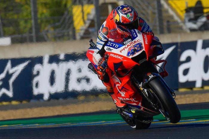 Hasil FP1 MotoGP Eropa 2020, Jack Miller Tercepat, adik Marc Marquez segini.