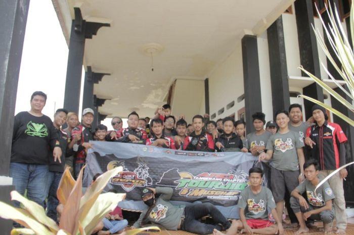 ARCI Tangerang Chapter sukses gelar Muschap sekaligus tourjib ke Pantai Sawarna Banten.