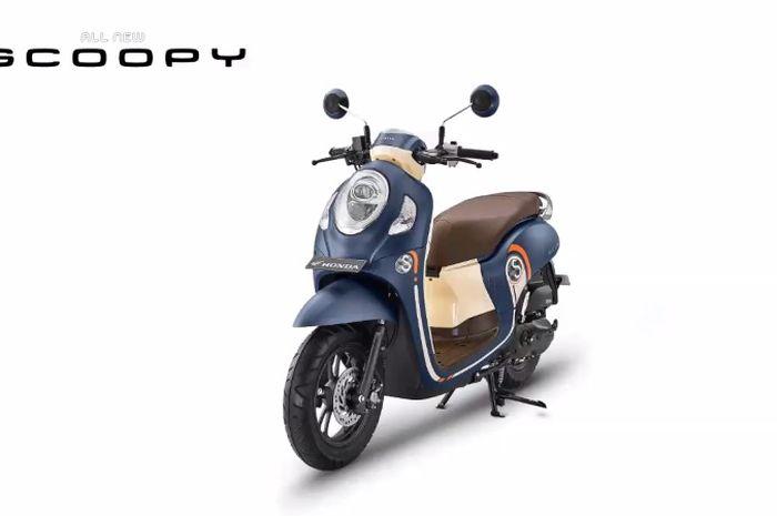 Bikin Penasaran! All New Honda Scoopy 2020 Punya 4 Fitur Baru, Apaan Aja Nih Bro?