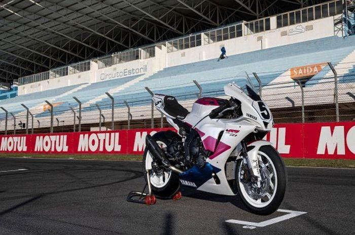 Yamaha R1 Pirovano Edition laku seharga belasan Yamaha NMAX!