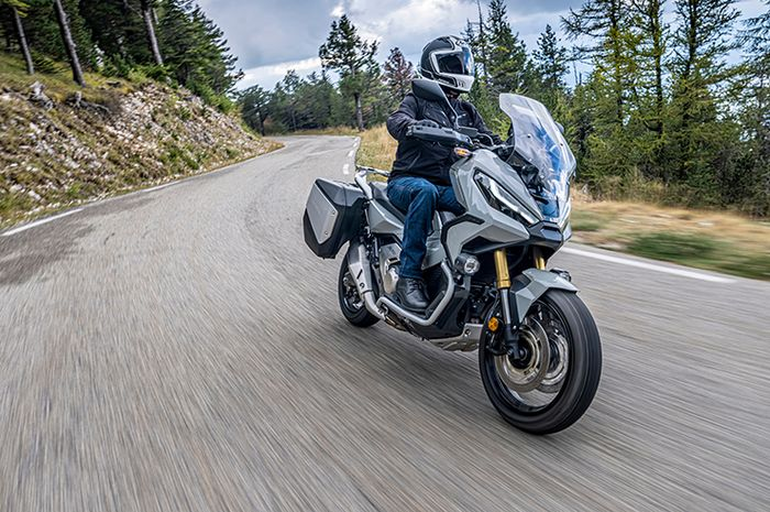 sosok dari Honda X-ADV 2021