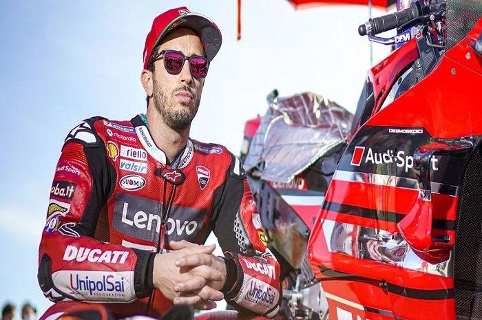 Andrea Dovizioso absen tahun depan, begini susunan pembalap MotoGP 2021.