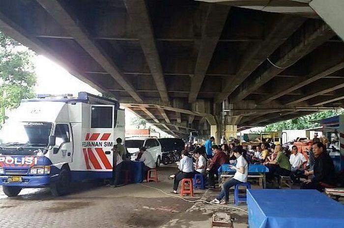 Kuy Diurus, Ini Lokasi SIM Keliling 14 Januari 2021 di Jakarta
