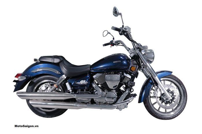 Meluncur moge murah! Bodinya Harley Davidson banget bermesin 250 cc harganya lebih murah dari Yamaha XMAX.