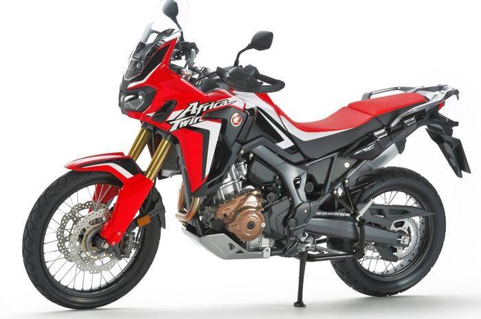 Mau Koleksi Miniatur Honda CRF1000L Africa Twin Rancangan Tamiya? Siapin Bajet Segini Bro