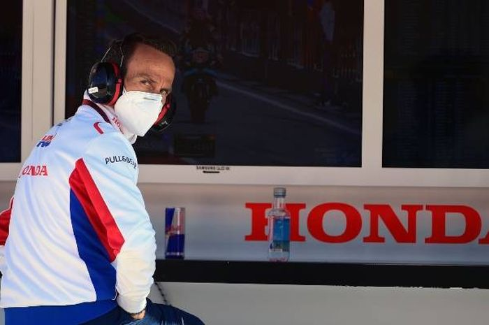 Tutup MotoGP 2020 tanpa kemenangan, bos Repsol Honda, Alberto Puig ucapkan selamat kepada Suzuki dan Joan Mir.