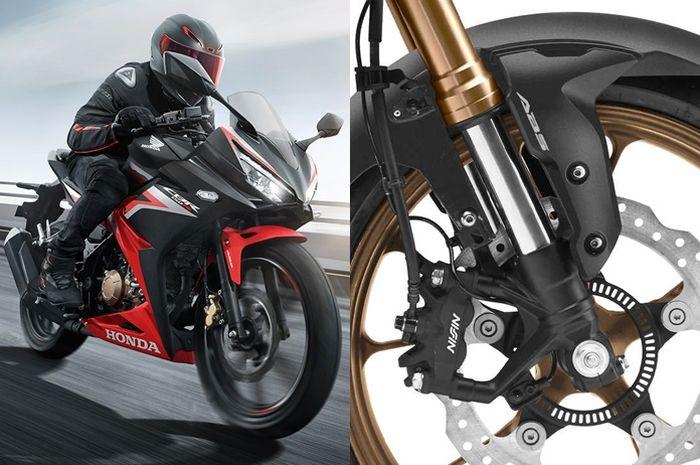 Honda CBR150R 2021 bakal pakai suspensi upside down