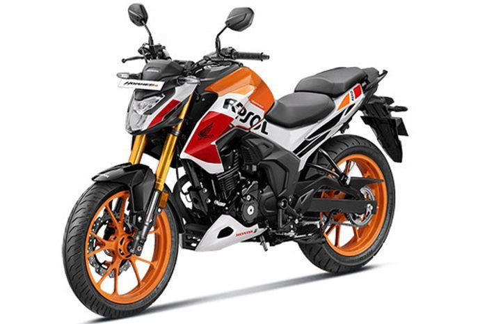 Honda Hornet 2.0 Livery Repsol MotoGP