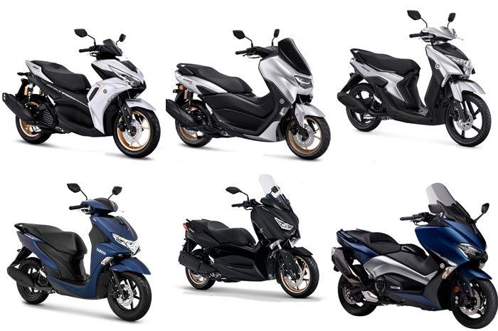 Ilustrasi motor yamaha.  Diskon Rp 9 jutaan! Yamaha bagi-bagi promo motor baru, buruan cuman sampai tanggal segini bro.