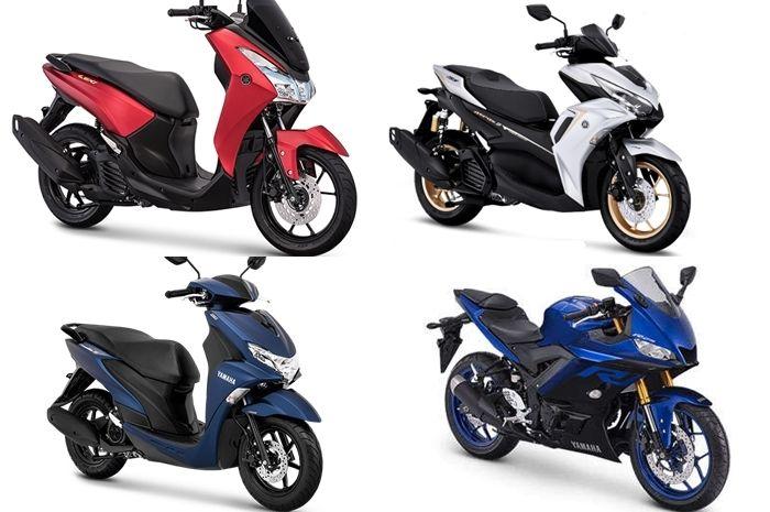 Ilustrasi motor baru Yamaha. Lagi ada diskon sampai Rp 9 jutaaan, buruan sikat!