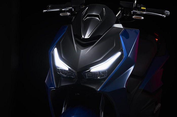 Motor baru saingan Yamaha NMAX dan Honda PCX, Kymco KRV resmi meluncur.