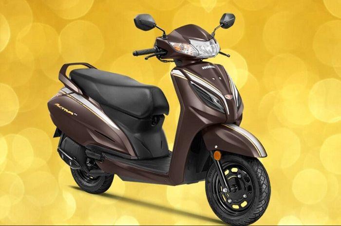 Motor matic Honda edisi spesial resmi meluncur, harganya lebih murah dari Honda BeAT!