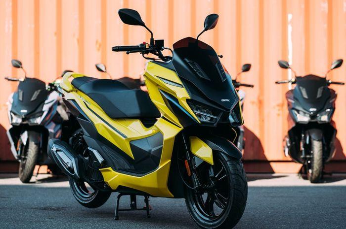 Motor matic baru GPX Drone saingan Yamaha NMAX dan Honda PCX
