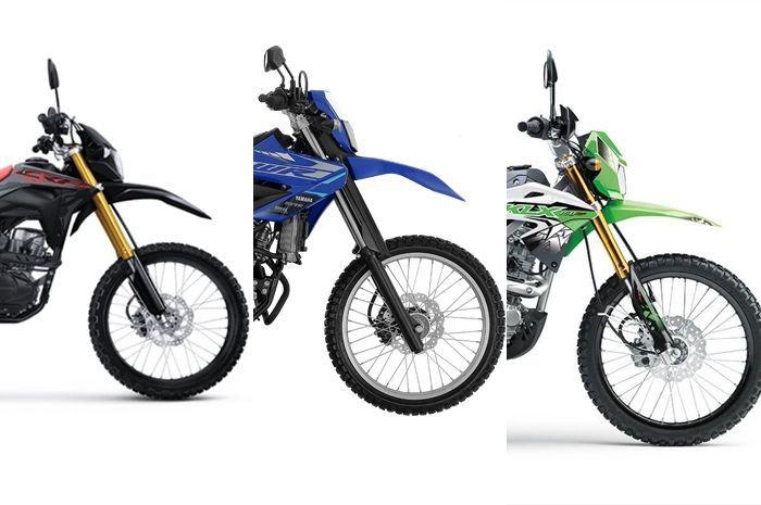 Update harga motor trail terbaru Desember 2020, serius Kawasaki KLX 150 paling murah?