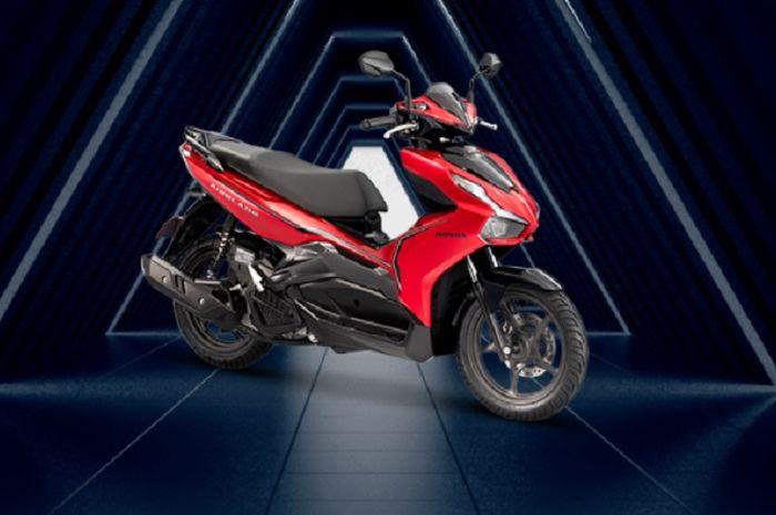 Desain Mirip Yamaha Nouvo, Motor Matic Baru Pesaing Yamaha Aerox Ini Resmi Meluncur Harganya Cuma Rp 33 Jutaan