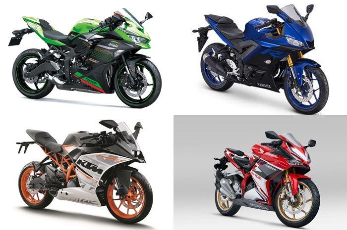 Ilustrasi. Update harga Kawasaki Ninja 250 dan motor sport fairing 250 cc lainnya.