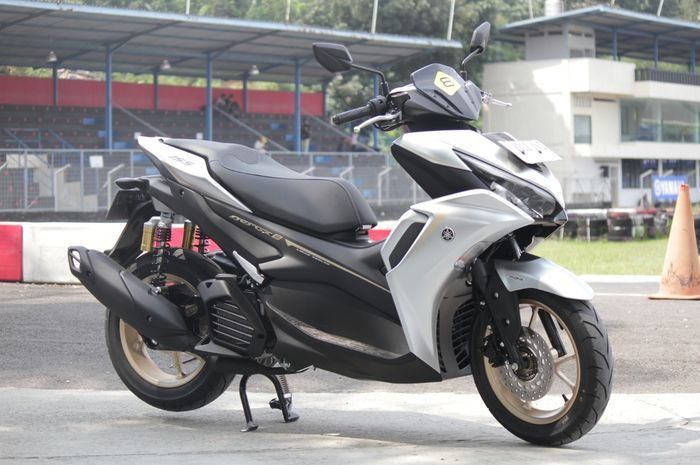 Kredit Yamaha All New Aerox 155 Connected bebas angsuran 6 bulan
