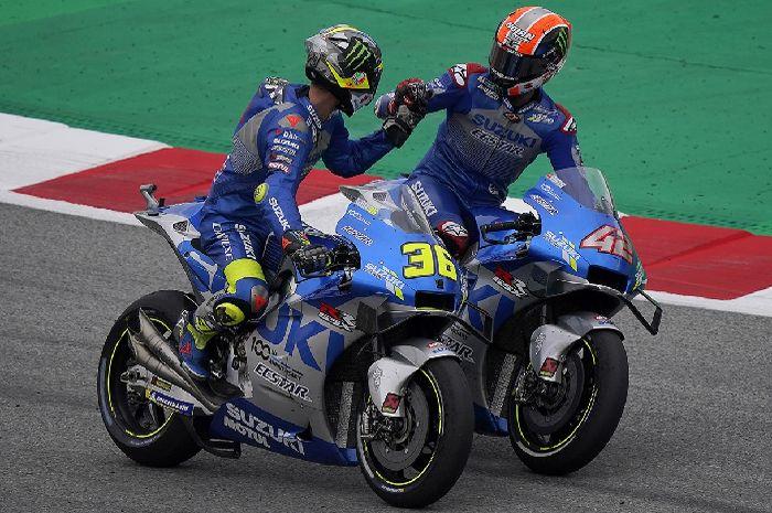 Ilustrasi. Monster Energy gabung Suzuki MotoGP, gara-gara Valentino Rossi cabut?