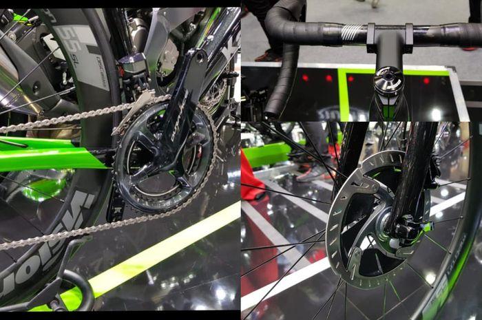 Lebih mahal dari Kawasaki ZX-25R! Kawasaki luncurkan road bike terbarunya, desainnya bikin ngiler nih.
