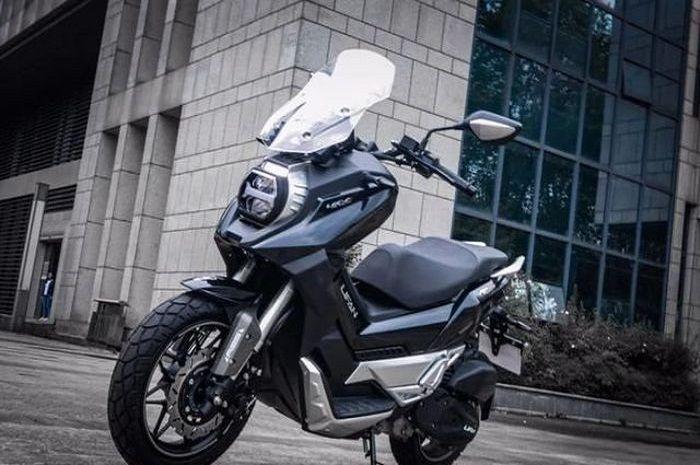 Gokil! Motor baru saingan Honda ADV150 dijual murah, tampang sangar abis spek dan fiturnya oke!