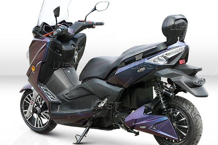 Pilihan motor listrik bodi gambot ala Yamaha XMAX