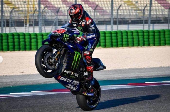 Balap MotoGP 2021 Belum Dimulai, Fabio Quartararo Berani ...