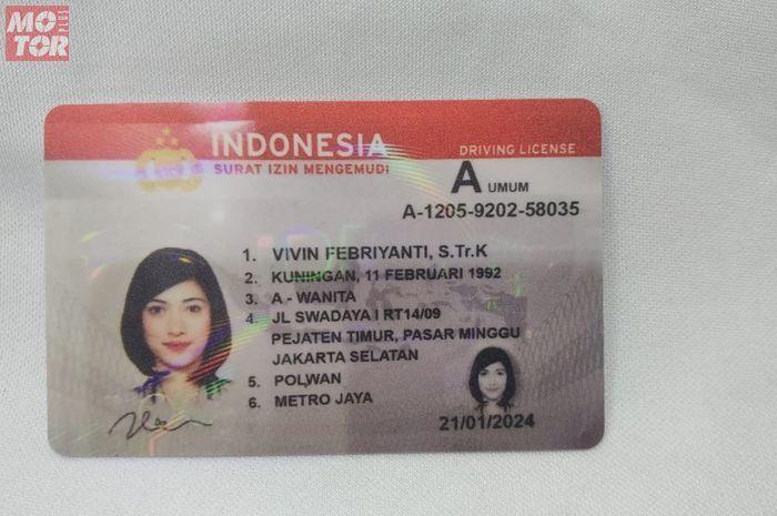 Ilustrasi. Pemilik SIM Dapat Bantuan Rp 900 Ribu Per Bulan Selama 4 Bulan, Beneran?
