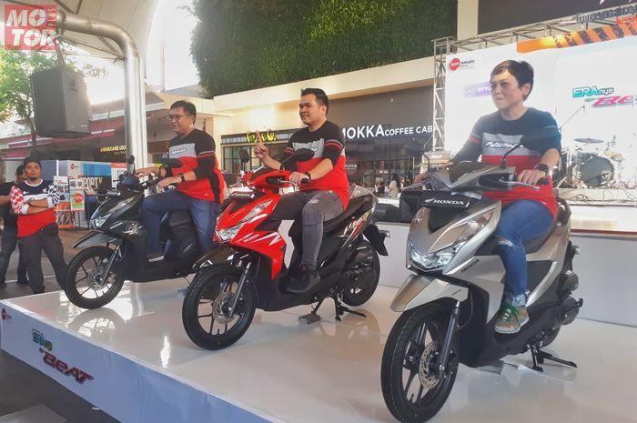 Cek harga motor baru yang lebih murah dari Honda BeAT, ada yang cuma Rp 9 jutaan!